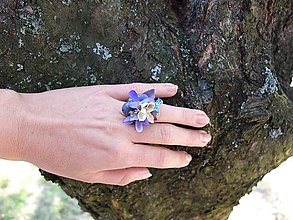 Prstene - pod rouškou noci - prstýnek - 9961770_