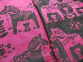 Textil - Sensimo Baby Horses Brown - 9960575_