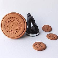Drobnosti - Difúzer na autoventilátor motív Mandala  (2) - 9960191_
