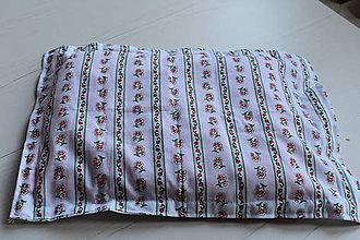 Úžitkový textil - Hrejivý vankúšik vidiek (231g, 20x29cm - Pestrofarebná) - 9961006_