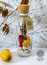 """Svietidlá a sviečky - Dekoračná lampa """"Babie leto"""" - 9959575_"""
