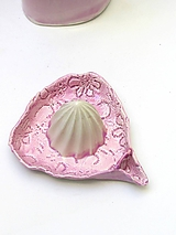 Pomôcky - Odšťavovač ružovo biely - 9959635_