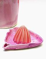 Pomôcky - Odšťavovač  ružovo ružový - 9959801_