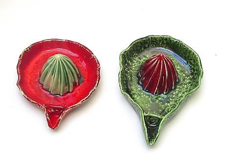 Odšťavovač červeno-zelený