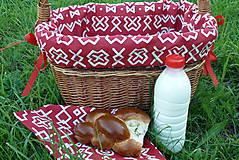 Sukne - Sukienky Červené Čičmany - 9966559_