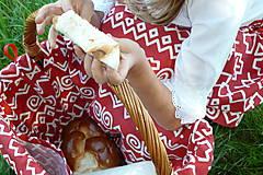 Sukne - Sukienky Červené Čičmany - 9966568_