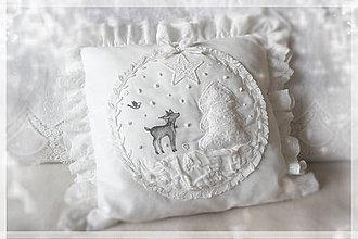Úžitkový textil - Winter Story - 9965545_