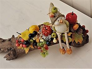 Dekorácie - jesenná dekorácia - 9965943_