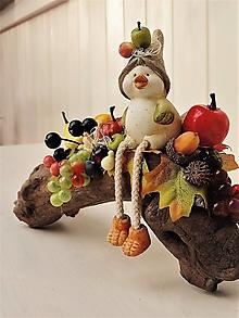 Dekorácie - jesenná dekorácia - 9965946_
