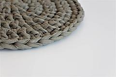 Úžitkový textil - ...podsedák na stoličku OLIVE - 9964661_