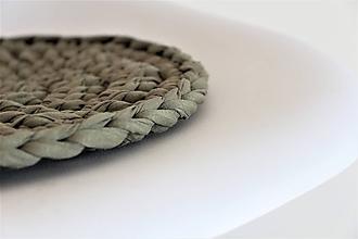Úžitkový textil - ...podsedák na stoličku OLIVE - 9964660_