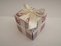 Papiernictvo - Exploding box #13 - 9966652_