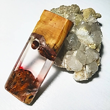 Náhrdelníky - Ružový šperk - 9963011_