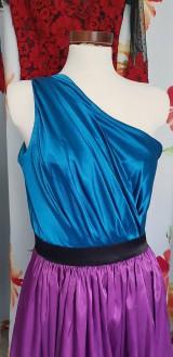 Šaty - Šaty na stužkovú slávnosť high-low - 9964237_