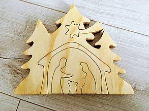 Dekorácie - Vianočný betlehem - 9965590_