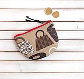 Peňaženky - Peňaženka Kabelky (s koženkou) - 9963032_