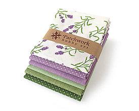 Textil - Bavlnené látky - balíček TFQ125 - 9963563_