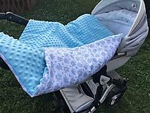 Textil - Deka pre bábätko 75 x 100 cm - 9970040_