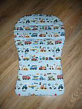 Textil - Podložka do Britax motion - 9969780_