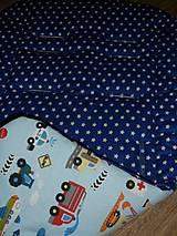 Textil - Podložka do Britax motion - 9969783_