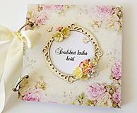 Papiernictvo - svadobná kniha hostí - 9967431_