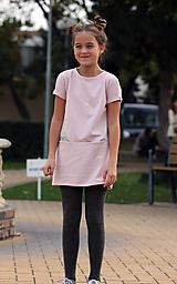 Detské oblečenie - Detské šaty PINK - 9969931_