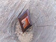 Náhrdelníky - prívesok s achátom..2 - 9969559_
