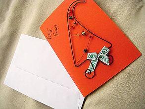 Papiernictvo - Vianočný stromček - 9966998_
