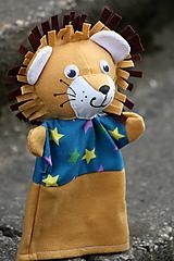 Maňuška. Zvieratko Levík Leonardo