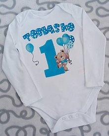 Detské oblečenie - Narodeninové body - 9968507_
