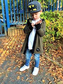 Detské oblečenie - Kardigan khaki - Revel - 9968162_