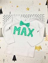 Detské oblečenie - DETSKÉ TRIČKO /personalizované chlapčenské tričko - 9970786_