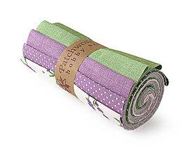 Textil - Bavlnené látky - rolka Lavander - 9967743_