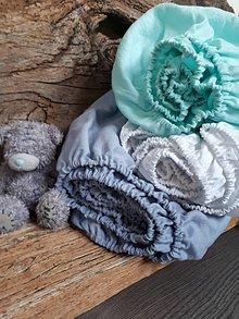 Textil - Ľanová plachta pre deti - 9969965_