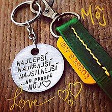 Kľúčenky - no PROSTE NAJ ... :) - 9973773_