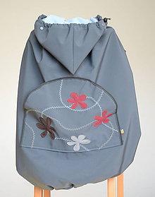 Textil - softshellová kapsa s odopínateľným flisom - 9972571_