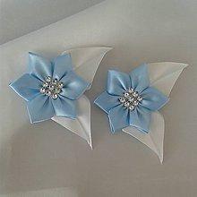 Pierka - Pierka pre rodičov modré odtiene - 9974261_