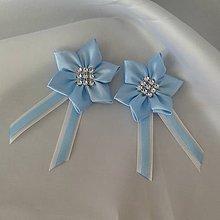 Pierka - Pierka pre svedkov modré - 9974288_