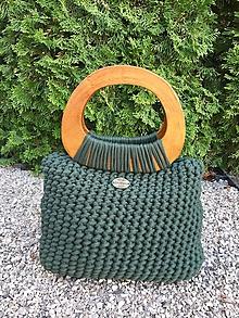 Kabelky - Kabelka Winter Green - 9972532_
