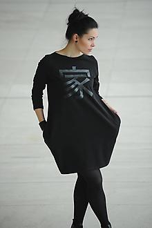 Šaty - FNDLK úpletové šaty 322 BVqL_rodina - 9974875_