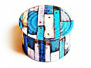 Krabičky - Šperkovnica - 9973164_