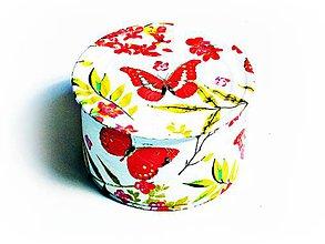Krabičky - Šperkovnica - 9973209_