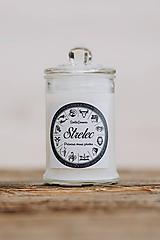 Svietidlá a sviečky - Sójová sviečka - Aromaterapia - Strelec - 9971218_
