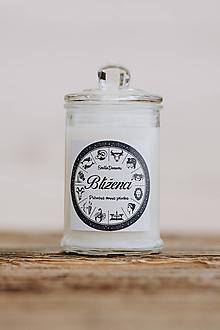 Svietidlá a sviečky - Sójová sviečka - Aromaterapia - Blíženci - 9971199_