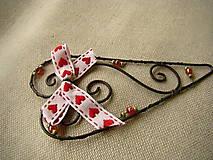Dekorácie - Srdečné srdce - 9971179_