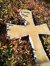 Dekorácie - Deduškov kríž - 9972656_