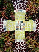 Dekorácie - Deduškov kríž - 9973381_
