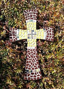 Dekorácie - Deduškov kríž - 9972646_
