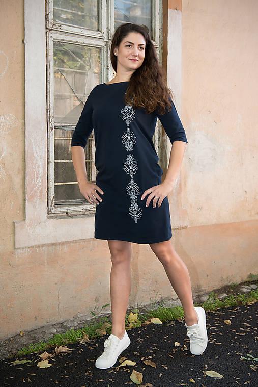 7253fe1ea2b Šaty Mary - folk (S)   miracles.style - SAShE.sk - Handmade Šaty