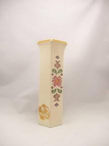 Dekorácie - Váza veľká B (Vaza 6hran vzor 8) - 9974786_